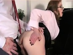 MILF Giving A Handjob At...
